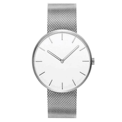 TwentySeventeen Quartz Watch Silver Version