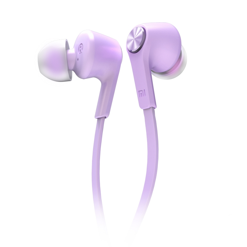 Xiaomi Mi Piston In-Ear Headphones Basic Colorful Edition Purple