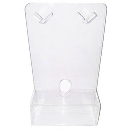 In-ear Headphones Holder White