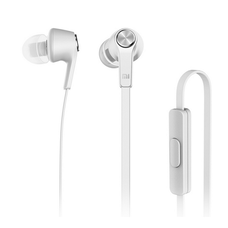 Xiaomi Mi Piston In-Ear Headphones Standard Edition White