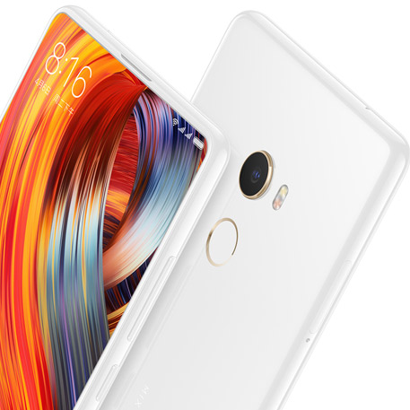 Xiaomi Mi MIX 2 8GB/128GB Dual SIM Unibody Ceramic White