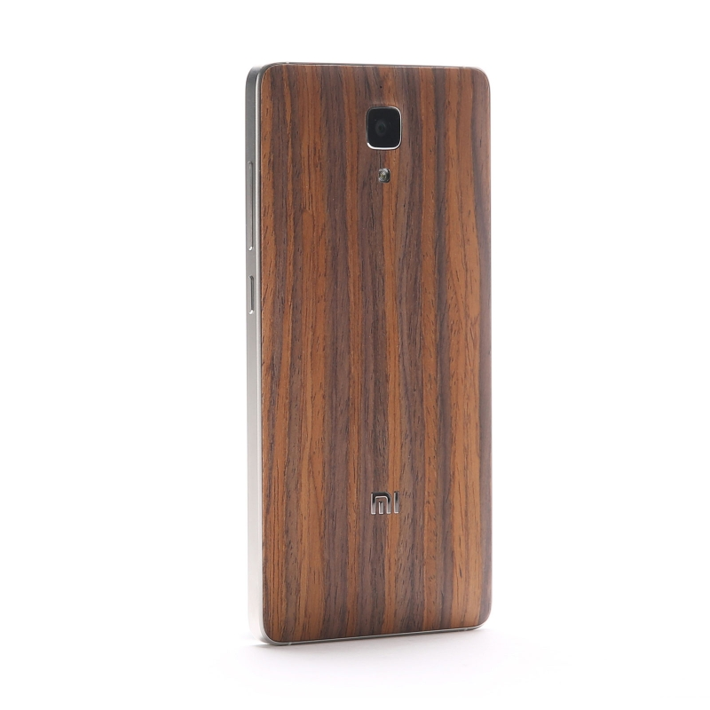 Xiaomi Mi 4 Wood Back Cover Rosewood