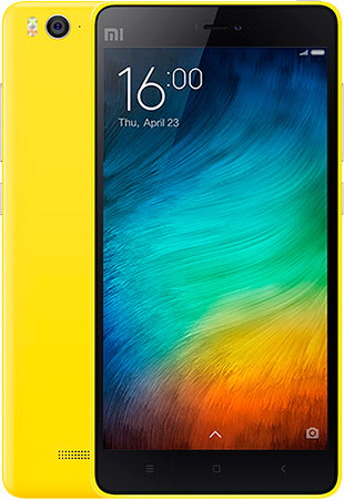 Xiaomi Mi 4c 2GB/16GB Dual SIM Yellow