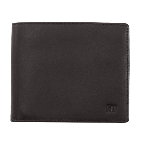 Mi Business Genuine Leather Wallet Brown