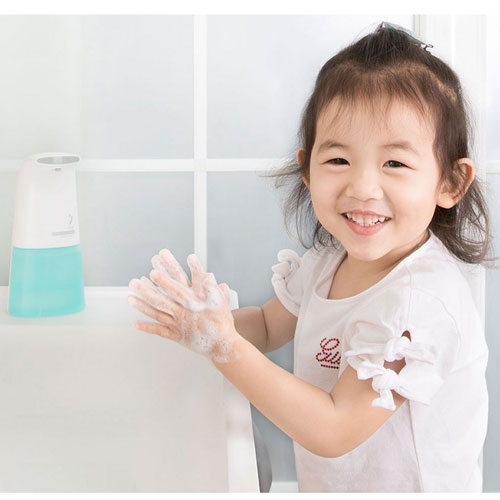 MiniJ Auto Foaming Hand Wash