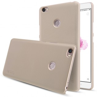 NILLKIN Frosted Shield Case for Xiaomi Mi Max Gold