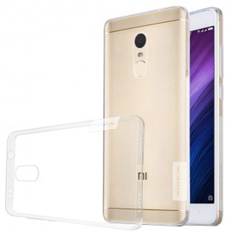 NILLKIN TPU Case for Xiaomi Redmi Note 4X Transparent