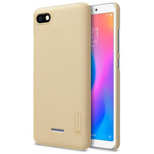 Nillkin Protective Case for Redmi 6A Gold