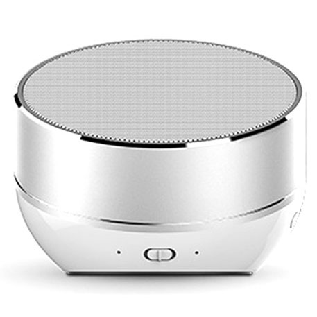 QCY Portable Bluetooth Speaker QQ800 Silver