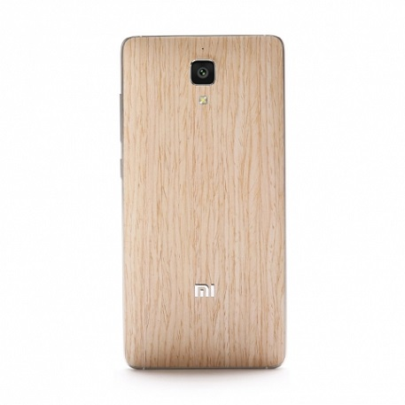 Xiaomi Mi 4 Wood Back Cover White Oak