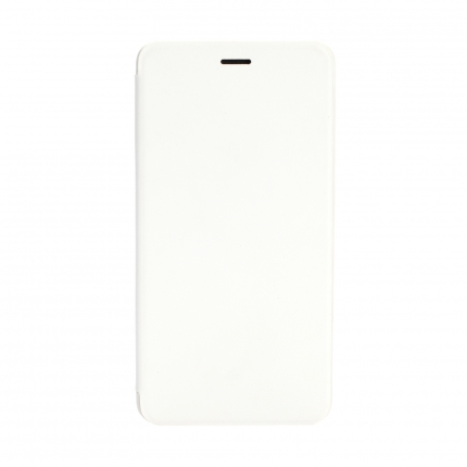 Xiaomi Redmi 2 / 2A Leather Flip Case White