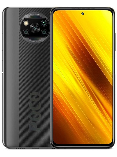 Poco X3 NFC 6GB/64GB Shadow Gray