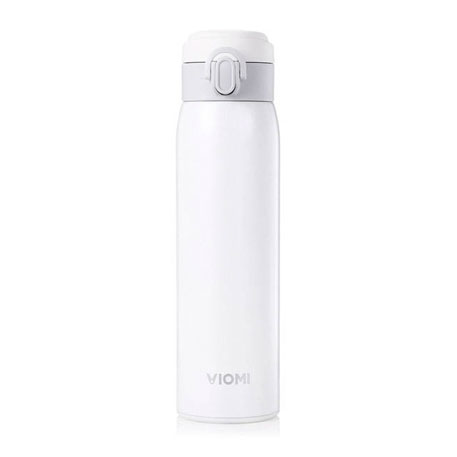 Viomi Stainless Steel Vacuum Thermos Cup White