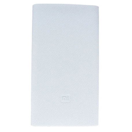 Xiaomi Mi Power Bank 5000 mAh Protective Case White