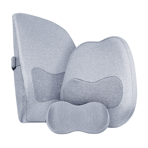 Aika graphene 10 neck waist pillow cushion set (3 pcs.)