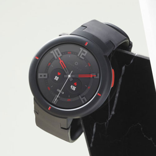 Amazfit IoT Verge Smartwatch Blue