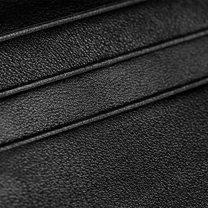 Xiaomi Mi Business Genuine Leather Wallet Black