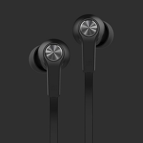 Xiaomi Mi Piston In-Ear Headphones Basic Colorful Edition Black