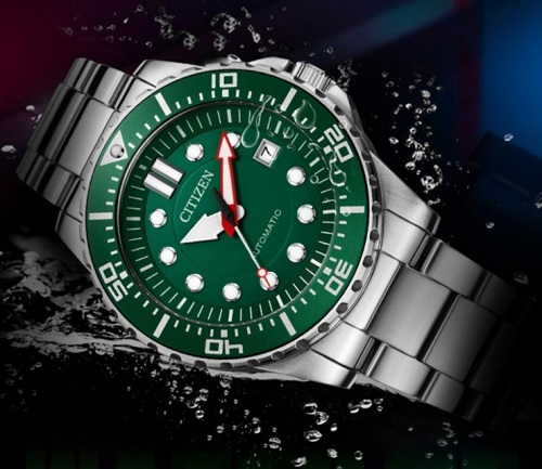 Citizen Watch ME Green