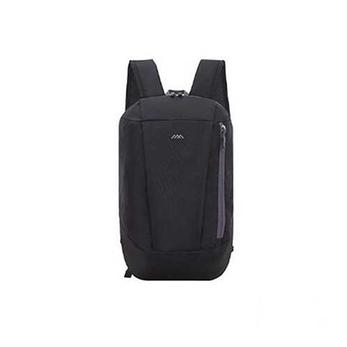 Extrek 13L Folding Backpack Black