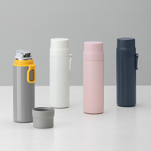 Fun Home Thermos Cup White