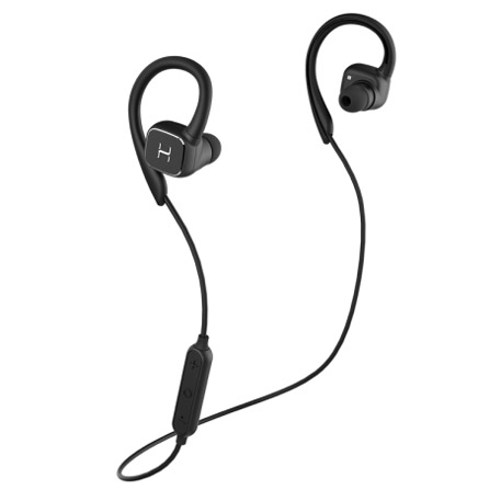 Haylou H1 Sports Music Bluetooth In-Ear Headphones Black