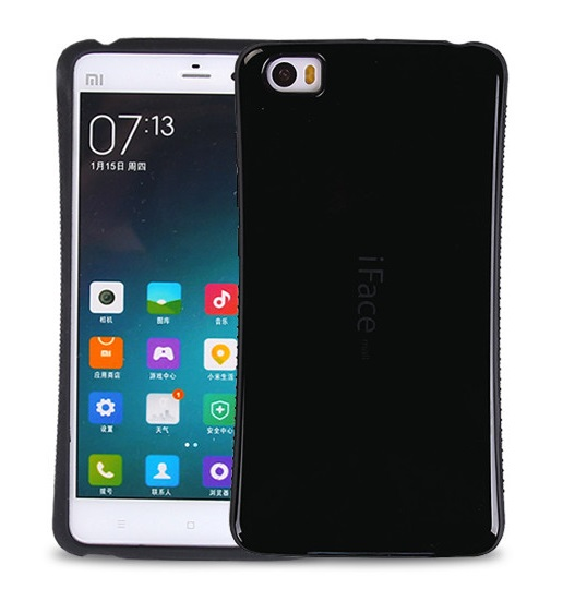 iFace Xiaomi Mi Note Protective Case Black