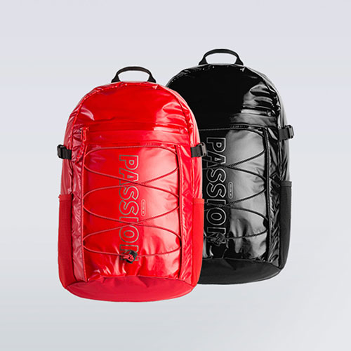 IGNITE Fashion Backpack Black