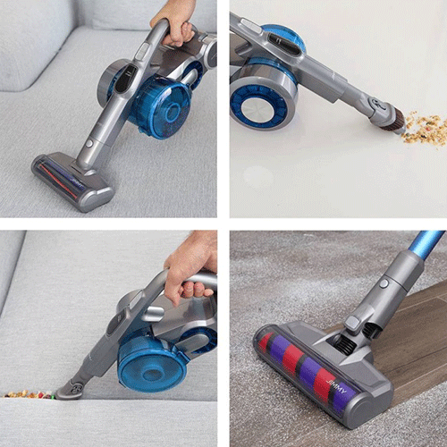 Jimmy JV85 Cordless Vacuum Cleaner Blue