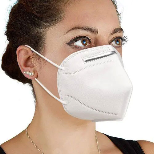 KN95 N95 Mask 5-Ply Virus Protection Respirator