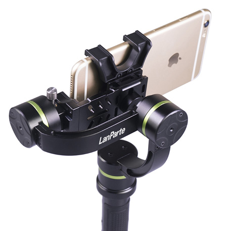 Lanparte Detachable Wired Control Gimbal LA3D-S