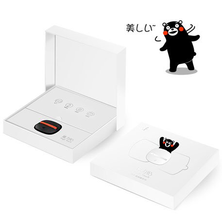 LF Magic Touch LR-H007 Kumamon Special Edition Gray