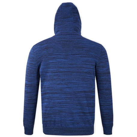 Mitown Hooded Jacket Blue L