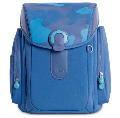 MITU Children Backpack Blue