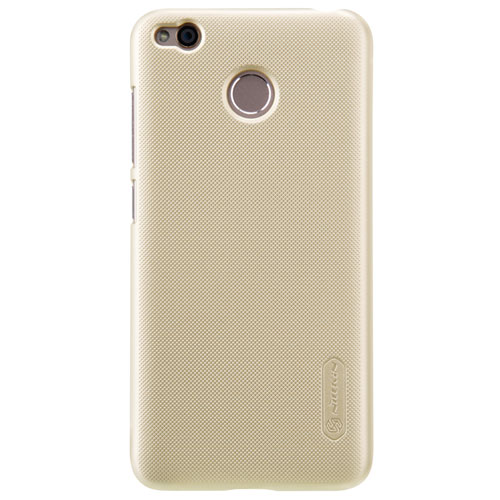 Nillkin Frosted Shield Case for Xiaomi Redmi 4X Gold