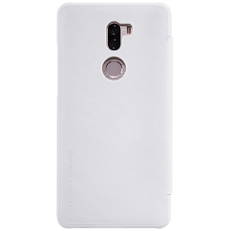 Nillkin Qin Leather Case for Xiaomi Mi 5s Plus White