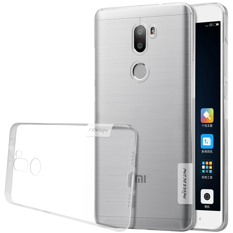 Nillkin TPU Case for Xiaomi Mi 5s Plus Transparent White