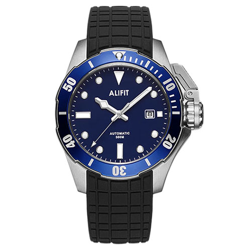 ALIFIT mechanical watch Blue