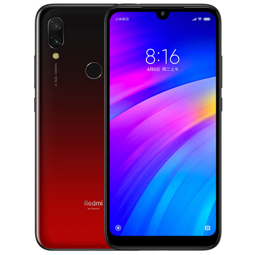 Redmi 7 3GB/32GB Red/Black