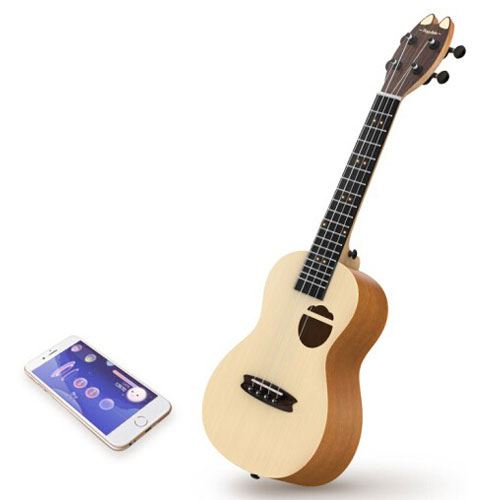 Populele Q1 Smart Mini Guitar
