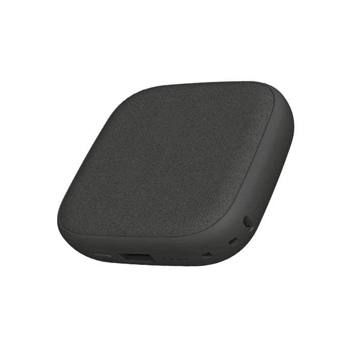 SOLOVE W5 10000mAh Wireless Charging Power Bank Black