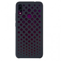Redmi Note 7 Creative Hollow Case Black