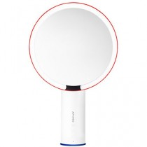 "AMIRO LUX 8"" AML002W Desktop Makeup Mirror White"