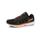 Xiaomi X Li-Ning Trich Tu Men`s Smart Running Shoes ARBK079-11-10 Size 43 Black / Orange