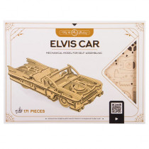 Time For Machine ELVIS CAR