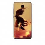 Xiaomi Mi 4 Vinyl Sticker Back Cover Eagle