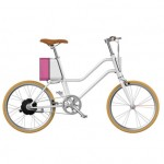 Xiaomi YunBike C1 Women`s Fresh White
