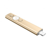 Xiaomi Logitech Spotlight Wireless Presenter Gold