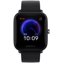 Amazfit Pop Smart watch Black