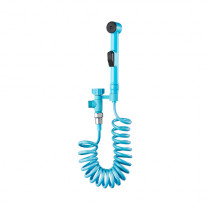 Submarine toilet companion spray gun set Blue